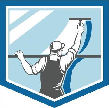 Newton Window Cleaners Logo Transparent