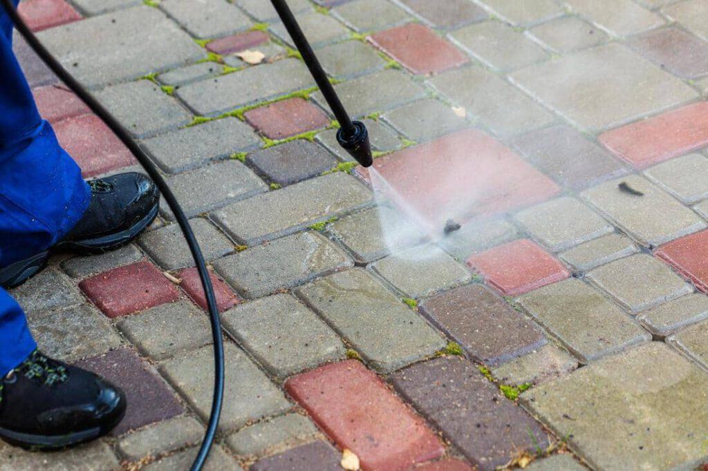 Power Washing Service - Newton Window Cleaning