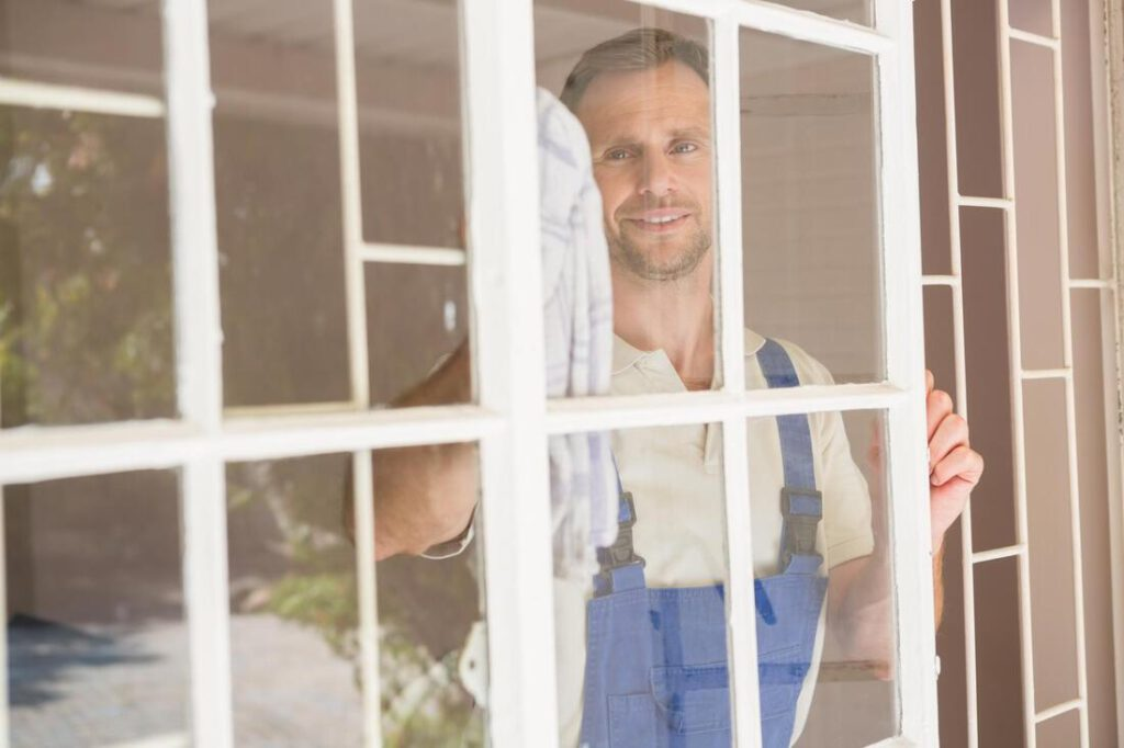 Residential Window Cleaning Service - Newton Window Cleaners