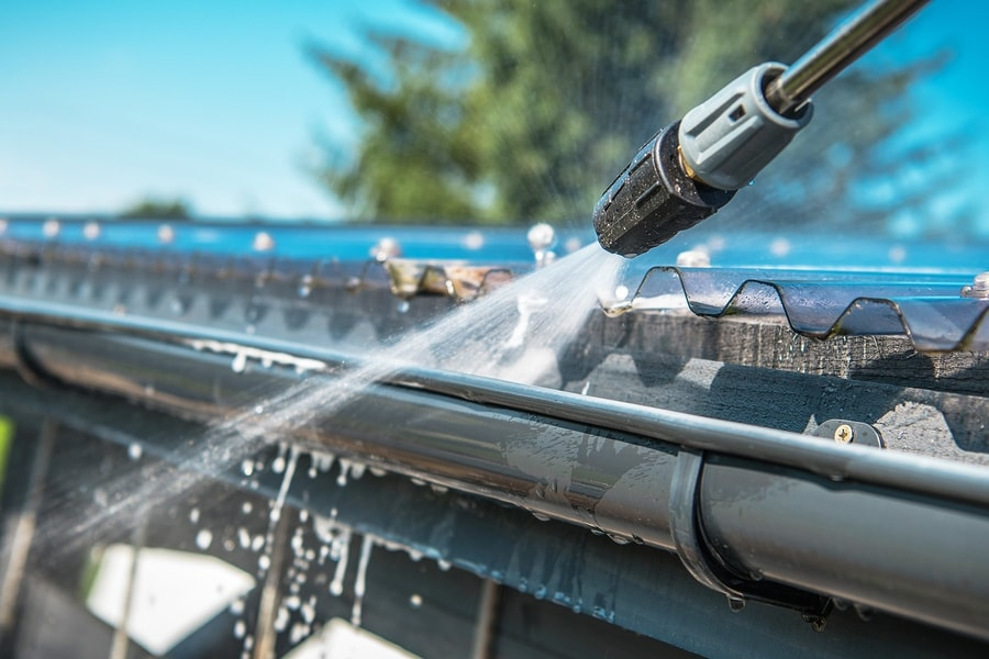 Power washing Services - Newton Window Cleaners